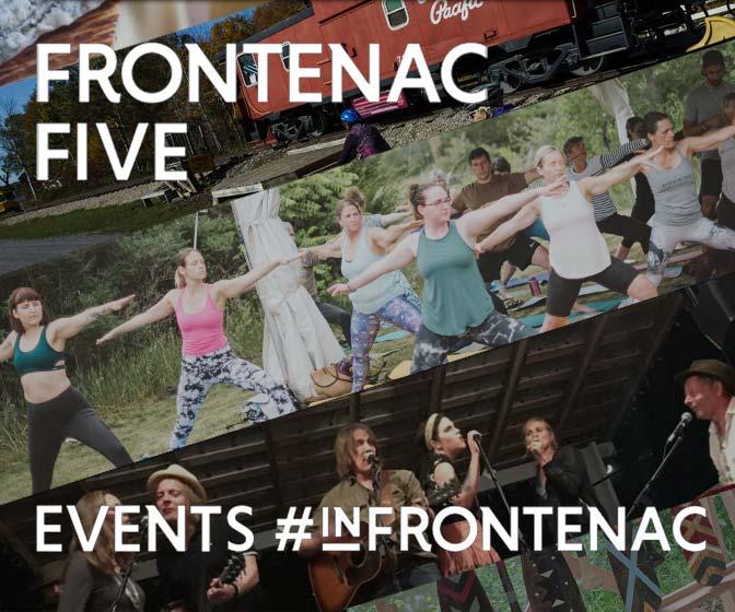 Frontenac Five: Events inFrontenac