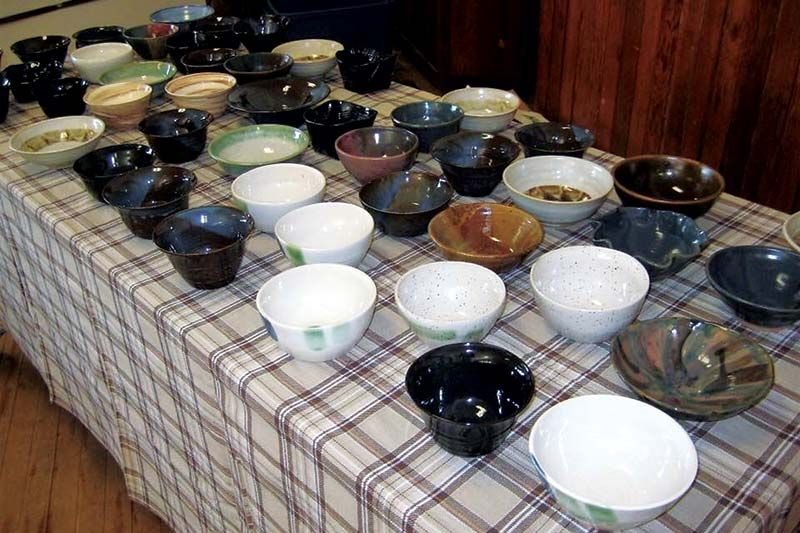 Empty Bowls returning to Arden, and the Heritage Festival, for a 4th year.