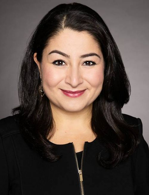 Mayam Monsef, Federal Minister for Women and Gender Equality and Rural Economic Development