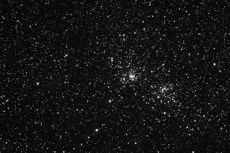 Double Cluster