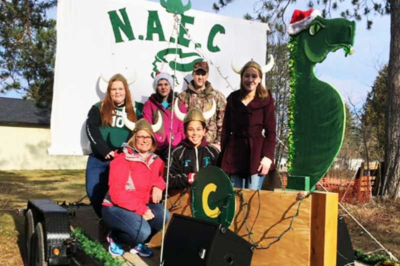 NAEC floats to success