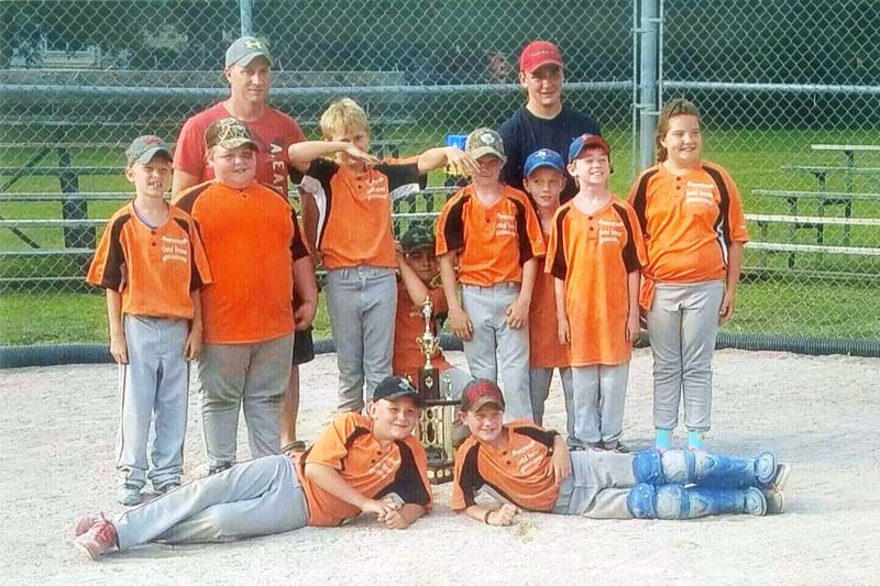 Mountain Grove Mites win title