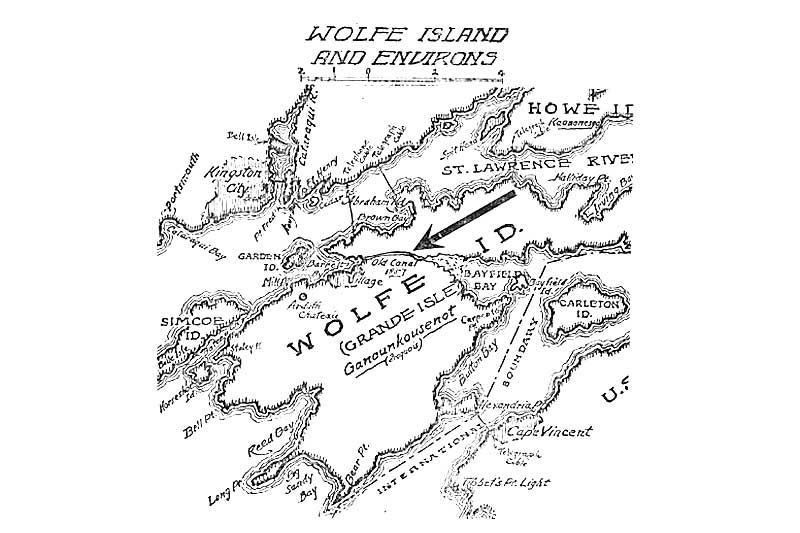 Wolfe Island Past and Present – as of 1973