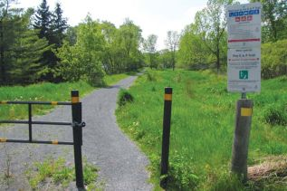 $600,000 shortfall to complete K&P Trail