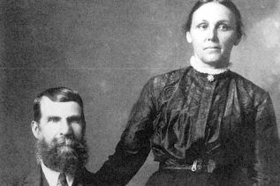 William and Jane Kemp arrived at their farm at Otter Lake, near the west gate of the park, sometime in the 1860s.